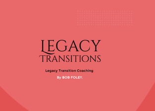Legacy Transitions Case Study
