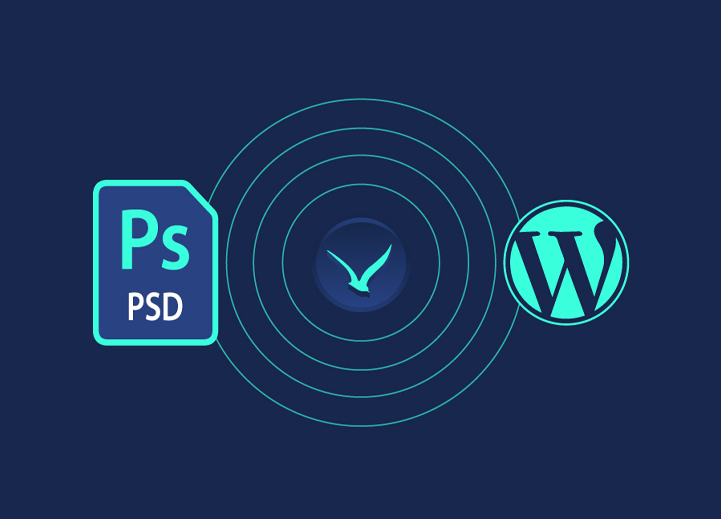 PSD TO WORDPRESS CONVERSION USING A BASE THEME AND A PAGE BUILDER